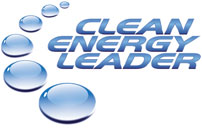 Clean Energy Leader logo